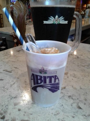 Abita Root Beer Floats