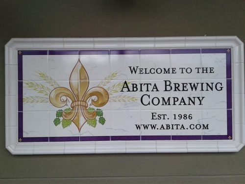 Abita Brewery in Abita Springs, La.